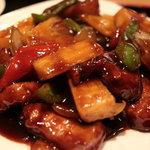 四川創作料理 凜 - 黒酢の酢豚