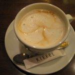 喫茶館キーフェル - キャラメルなんとかだっけな?