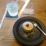 お菓子と喫茶 Dodo - 期間限定 栗のヌガーグラッセ
