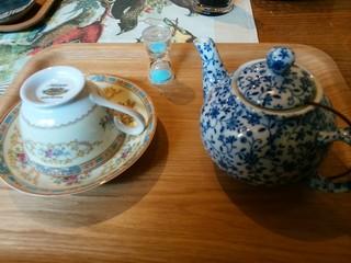 まンまや おちょキッチン - 「和紅茶」