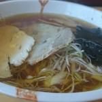 田中製麺 - 料理写真:中華そば