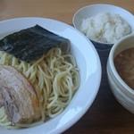 田中製麺 - 魚介鶏白湯つけ麺