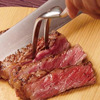 稀少な葉山牛を愉しめる指定レストラン