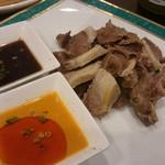 味香坊 - モンゴル風ゆで豚肉です
