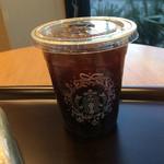 スターバックスコーヒー - カフェアメリカーノのアイスのトール。 税抜340円。 美味し。