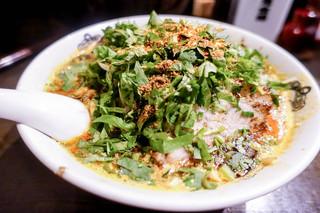 カラシビ味噌らー麺 鬼金棒 - 特製からしび