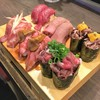 渋谷 桜丘 肉寿司