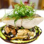 ラ・マティエール - 旬の魚パリパリ焼き