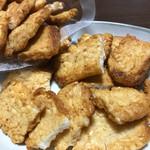 鹿島米菓 - 割れ餅 醤油