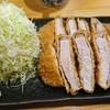 金の豚 おか田 - 料理写真:300gロース