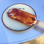 桧茶屋 - 料理写真:五平餅