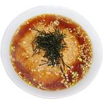 青山麺飯坊 - 大和芋の辛味とろろそば(9月中旬~4月末)