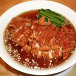 青山麺飯坊 - パイコー麺