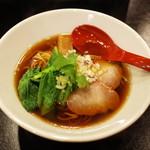 中華食房 正記 - 料理写真:醤油拉麺500円