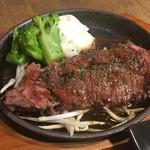 肉バル 29ヤネン! - ハラミステーキ