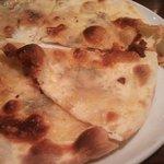 59394202 - 5種のチーズのピッツァ(アップ)