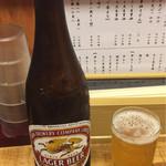 59395186 - ビール(中瓶)♪