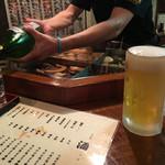 大凧 - まずは生ビール
