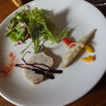 オステリア・ポポラーレ - ランチ 前菜
