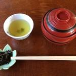 指月亭 - 料理写真:ぜんざい 600円