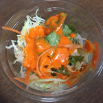 パリワール - お弁当につくサラダ