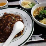 華柳閣 - 料理写真:Aランチ
