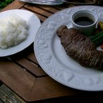 ハナムラ - 和牛ステーキセット