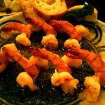 ラ・カシータ - 海老のにんにく炒め