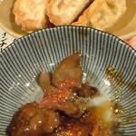 立ち呑み処 力 - 鶏肝・カレー餃子
