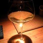 野菜バーる31 - たっぷり白ワイン
