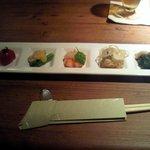 野菜バーる31 - 野菜前菜
