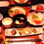 ホテル角萬 - 料理写真:101120熊本 角萬 夕食