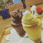 Cup cake 3rd Street -
