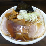 太麺屋 - 小盛りチャーシューメン