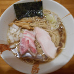 ひな多 - 煮干しラーメン -750円-