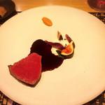 59403239 - 熊本あか牛のロティ 赤ワインソース