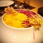 59403260 - 菊と生姜 レモン