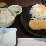 59403461 - 牛カツ定食