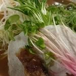59403889 - 超濃厚魚白湯♪