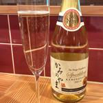 肉焼屋ワイン部 ジャストMEAT  - 入れ替わったワインリストの1つ。