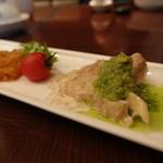ジョーズ シャンハイ ニューヨーク  - ☆蒸し鶏&クラゲちゃん☆