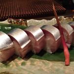 夕まずめ - バッテラ寿司