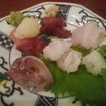 立寄処 桜子 - つくり5種盛