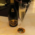 フレンチごはん 西麻布 GINA - シャンパン