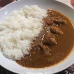 タシモリカレー - 辛口カレー