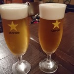 キャンバス - ビールから