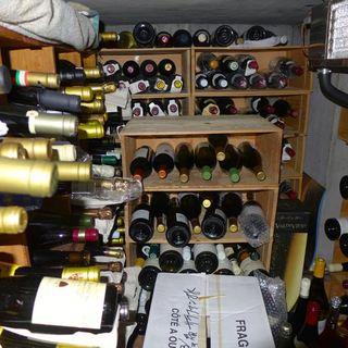 ワインの在庫が800本!きっとお好みのワインに出会えます♪