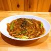 中華食堂 リン - 料理写真:本格豚肉焼きそばの図