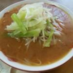 正竜亭 - 味噌ラーメン