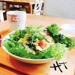 ハワイアンタイム - ポキ丼!!お野菜たっぷり♡